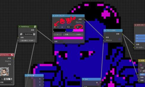 blender 2.8の画面
